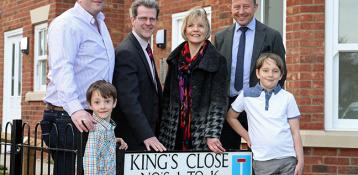 Affordable Housing Kings Close 1